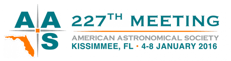 AAS 227 Banner